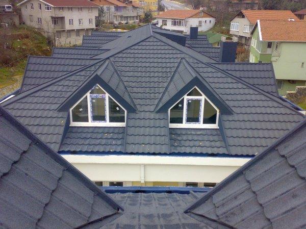 Çatı İzolasyonu soğuk yada sıcağın engellenmesi için catılara yapılan yalıtım türü.